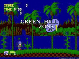 Larry Hryb On Twitter Time For A Long Over Due Trip Back To Green Hill Zone Act 1 But This Time On Xbox One
