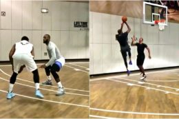 #KevinDurant teams up with #carmeloanthony to play vs LeBron &amp; other NBA Stars  http:// repostqueen.com/kevin-durant-t eams-up-with-carmelo-to-play-vs-lebron-other-nba-stars/ &nbsp; …  #RepostQueen #lebronjames #nba #RQ<br>http://pic.twitter.com/HB7JKAyUm7