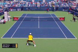 #JuanMartindelPotro best shots in win vs #TomasBerdych   Cincinnati 2017 Day 2 Highlights  http:// repostqueen.com/juan-martin-de l-potro-best-shots-in-win-vs-tomas-berdych-cincinnati-2017-day-2-highlights/ &nbsp; …  #RepostQueen #ATP #Tennis<br>http://pic.twitter.com/lUT1ihPMNi