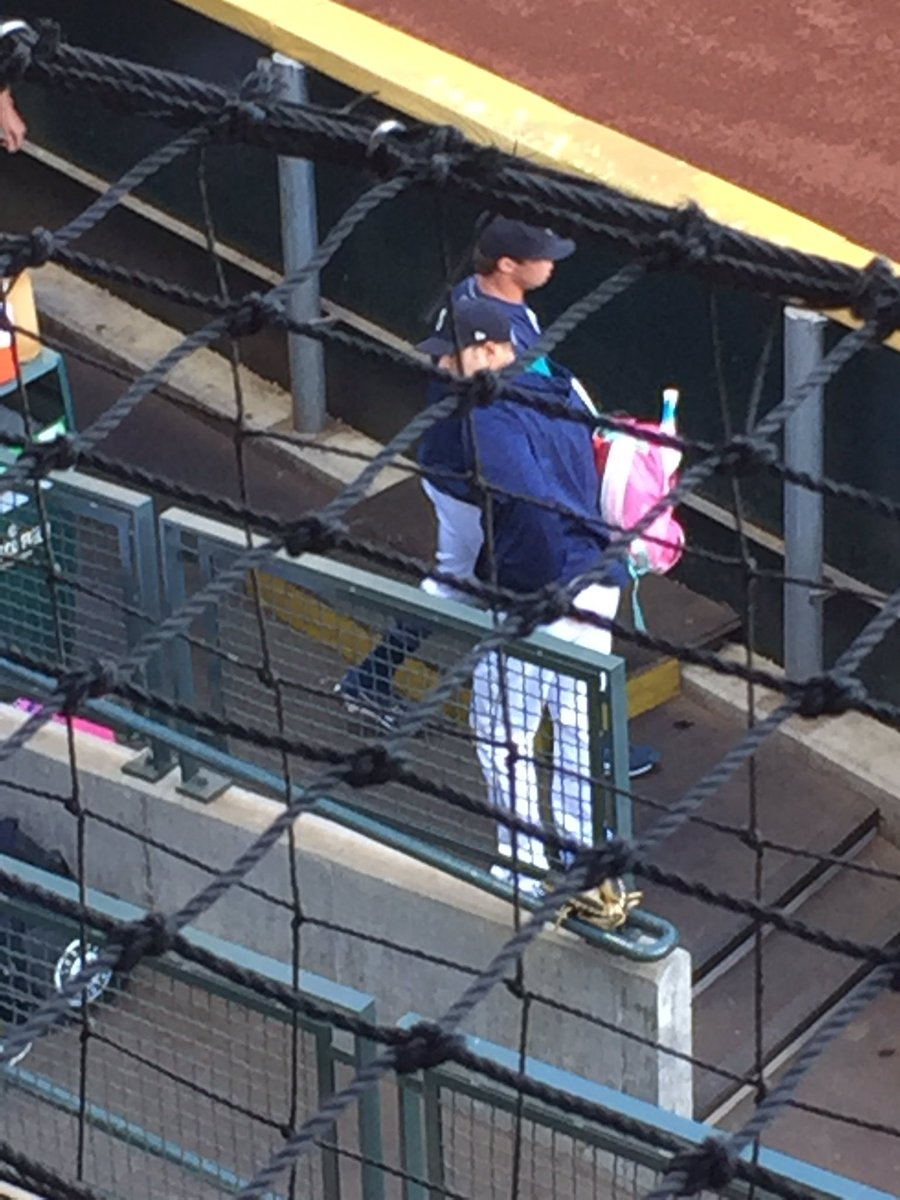 Rookies with hello kitty backpacks.  A little more humane than prior h...