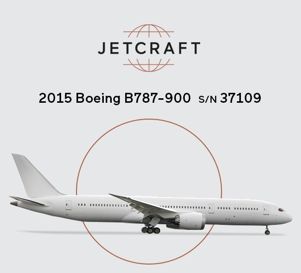 2015 Boeing B787-900 available now  in Europe for Viewings by @JetcraftCorpClick at #aircraftforsale #bizjet #bizav  http:// ow.ly/p1PB30eraps  &nbsp;  <br>http://pic.twitter.com/OVPTb3EzMG