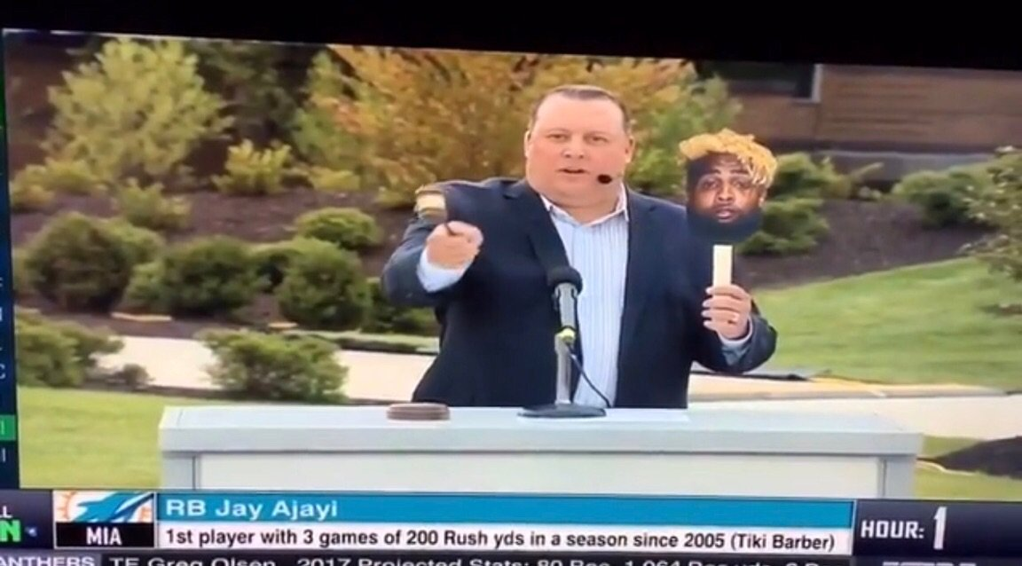 Thumbnail for ESPN fantasy auction sparks outrage