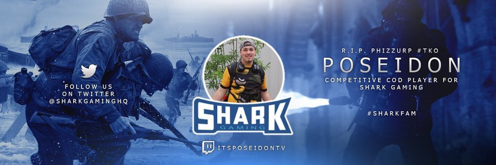 Thanks to the GFX team over at @SharkGamingHQ appreciate the new header. R.I.P. PHIZZURP #TKO  <br>http://pic.twitter.com/IABmhN6QHt