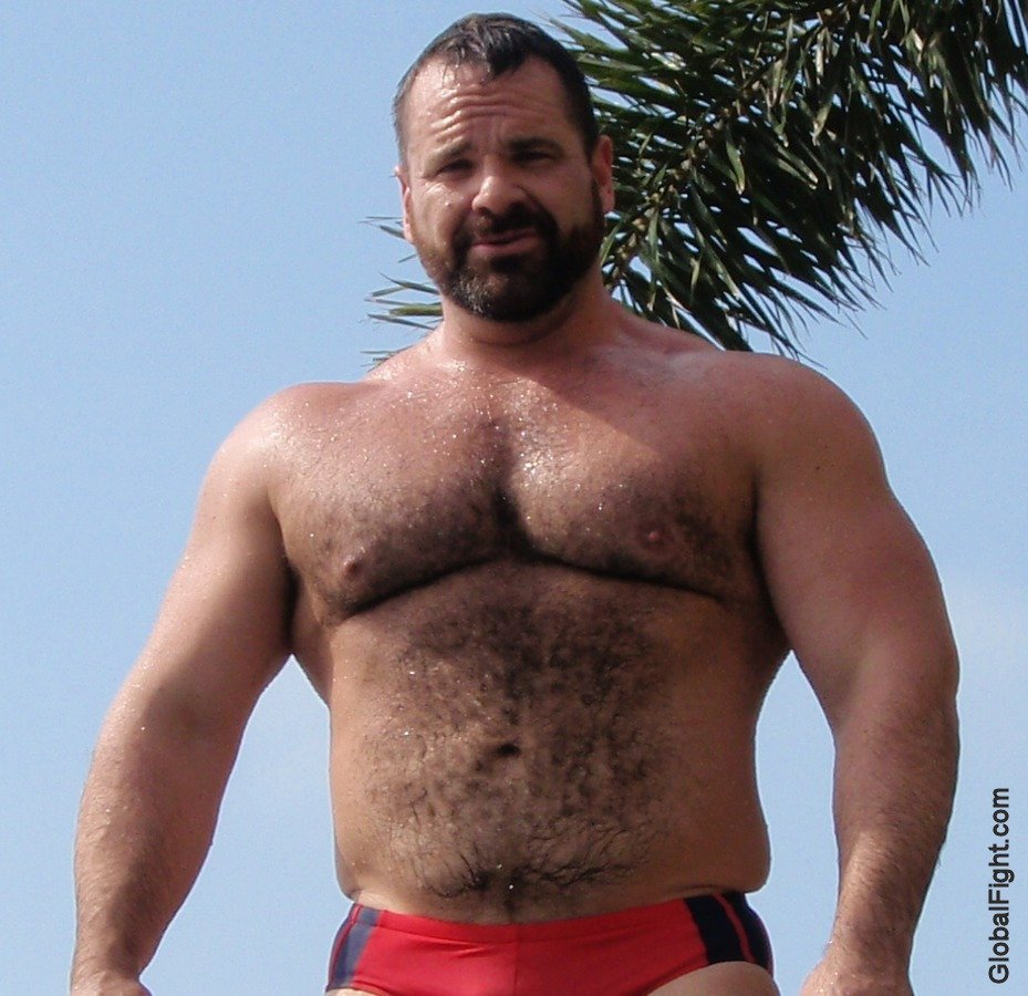 My swimming bear bud from  http:// GLOBALFIGHT.com  &nbsp;   #swimming #male #swimmer #men #hairy #chest #beards #bearded #furry #hirsute #hermosa #la<br>http://pic.twitter.com/bnTby1rmt2