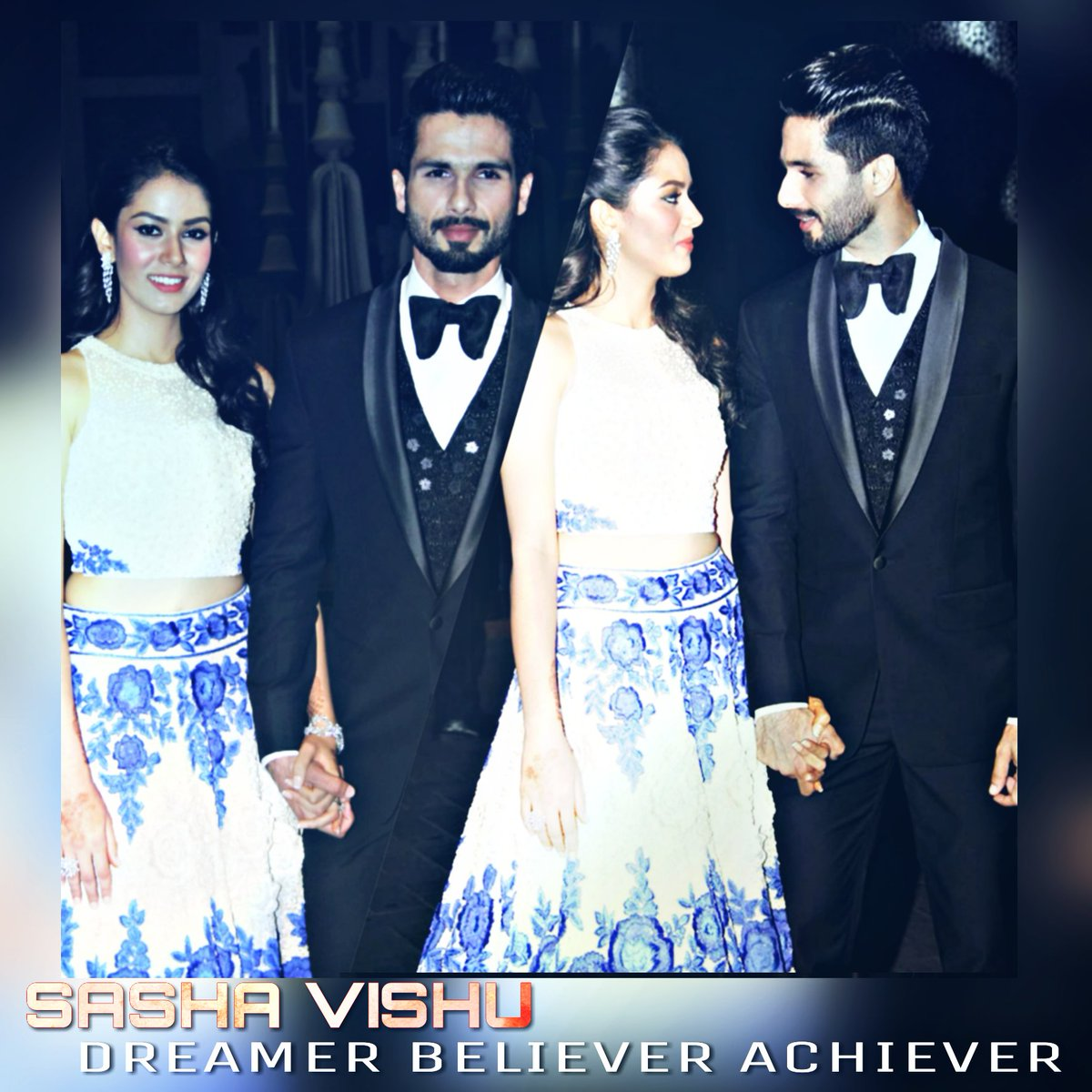 #picoftheday  A Lovely Moment By @shahidkapoor &amp; #MiraRajput  Made For Each Other  Its In #SweetnessOverloaded  @shahidkapoorFC  LoveiT<br>http://pic.twitter.com/fqIZsKpq75