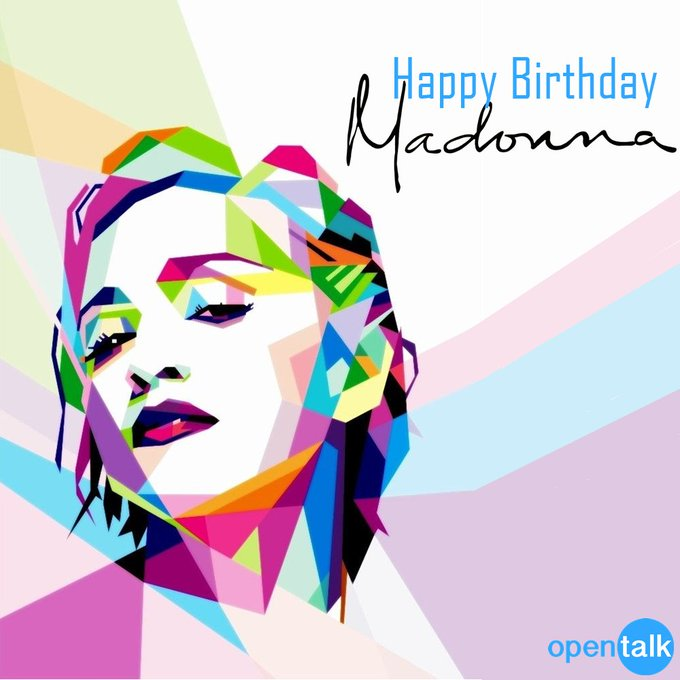 wishes Iconic Popstar a very happy Birthday!