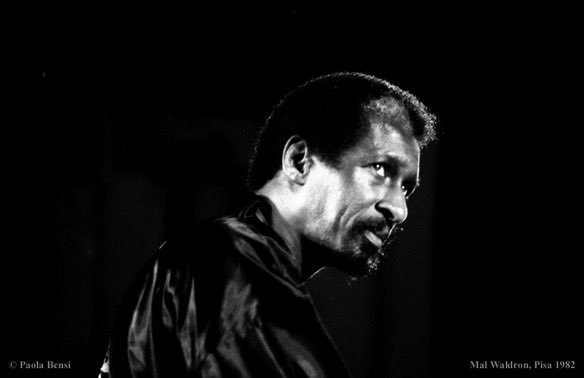 #HappyBirthday Mal Waldron (August 16, 1925 – December 2, 2002) #NowPlaying Left Alone (2016)  https:// youtu.be/MPwHbyQp_G0  &nbsp;   @YouTube #Jazz<br>http://pic.twitter.com/UmCu3dJ3dk