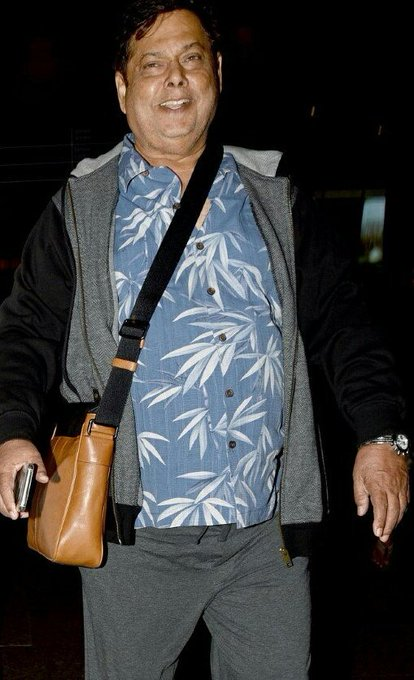 Happy Birthday David Dhawan Thank You for giving No.1 series in Bollywood.