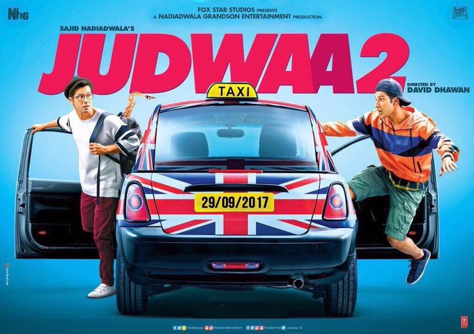 Excited for .. Happy Birthday to David Dhawan and Best wishes to