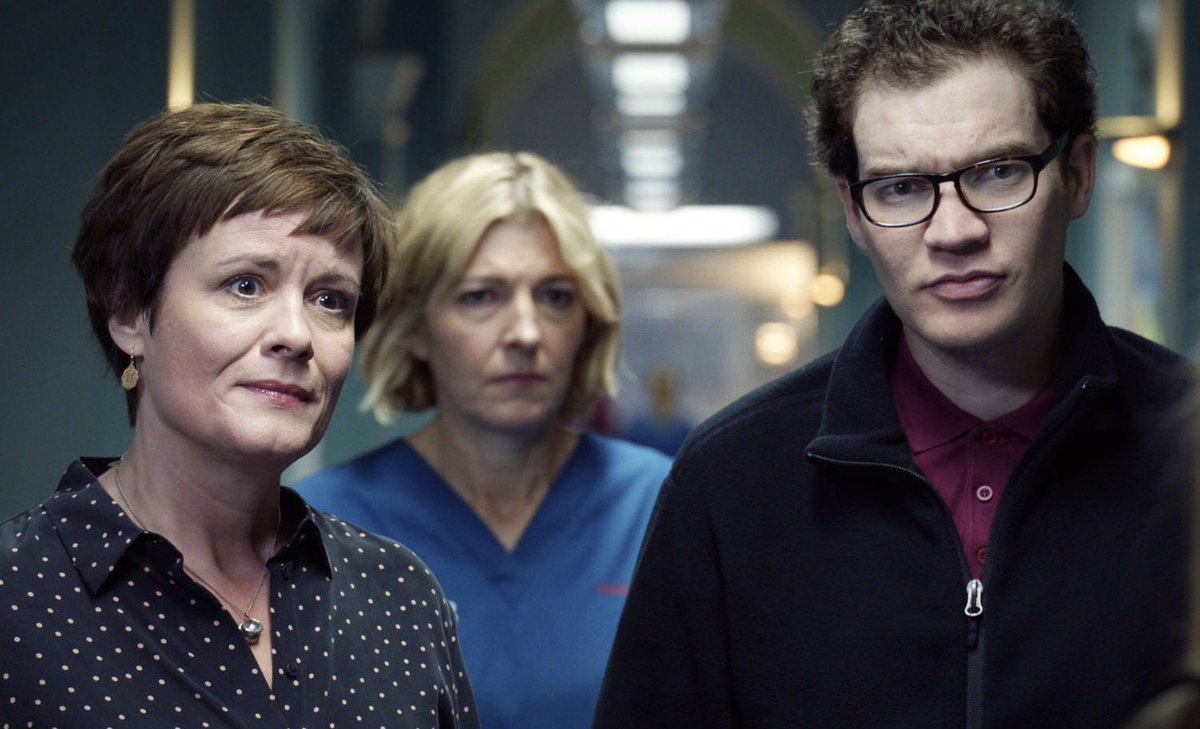 So pleased to know that one day, these three will be together again #Patience #Holby #Berena  @catherinerusse2 @jemma_redgrave @KathyLette<br>http://pic.twitter.com/aNCL7Fn5fv