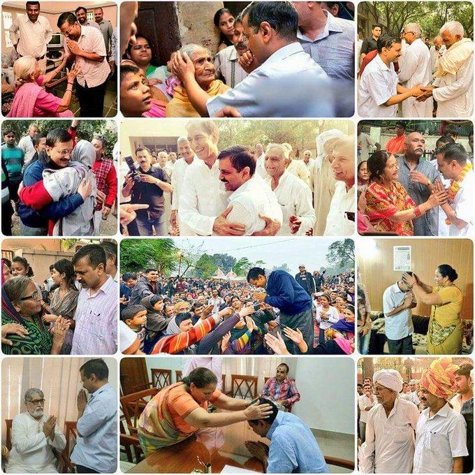 Happy Birthday Arvind Kejriwal ji
