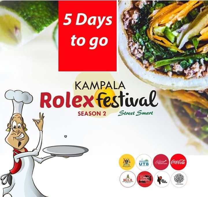 This weekend Rolex was designated as a Tourism icon 4 uganda so come drink #Cocacola as u eat rolex.#ROLEXFESTIVAL<br>http://pic.twitter.com/hjHCngrc8l