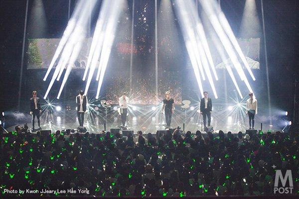 """【レポ】『B.A.P 2017 WORLD TOUR """"PARTY BABY!"""" JAPAN BOOM』at Zepp Tokyo《夜公演》(1/2) https://t.co/l6KaU1YRxb https://t.co/UdGeGjk41G"""