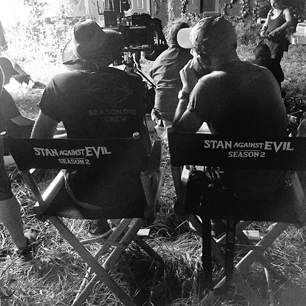 Tick.... Tick... Tick.. Tick.. #RT this if you are ready for #season2  @StanAgainstEvil @stanagainst @IFC #countdown<br>http://pic.twitter.com/x0CZ0IbBo9