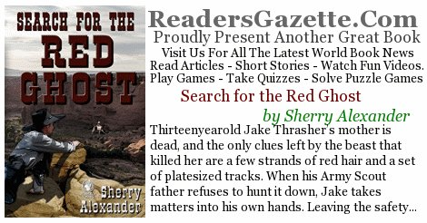 Search for the Red Ghost  #Adventure #Kidlit https://t.co/ZaQj0X5i79 Thirteenyearold Jake Thrasher's mother is dead, and t #RGBook 1