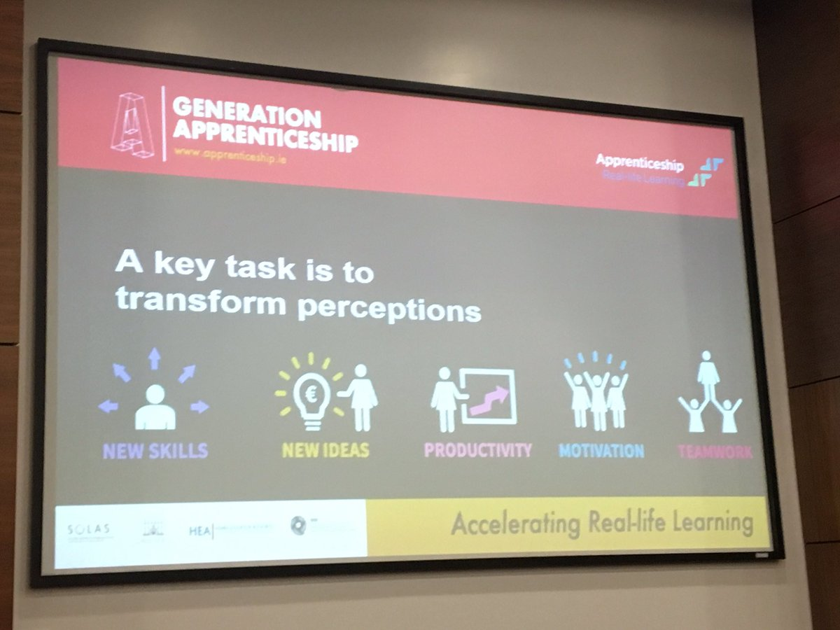 Great to here @BettyIGC on @NewstalkFM talking about the many options for #Education including #GenerationApprenticeship just now. #FE #HE <br>http://pic.twitter.com/tsONfnuKGY