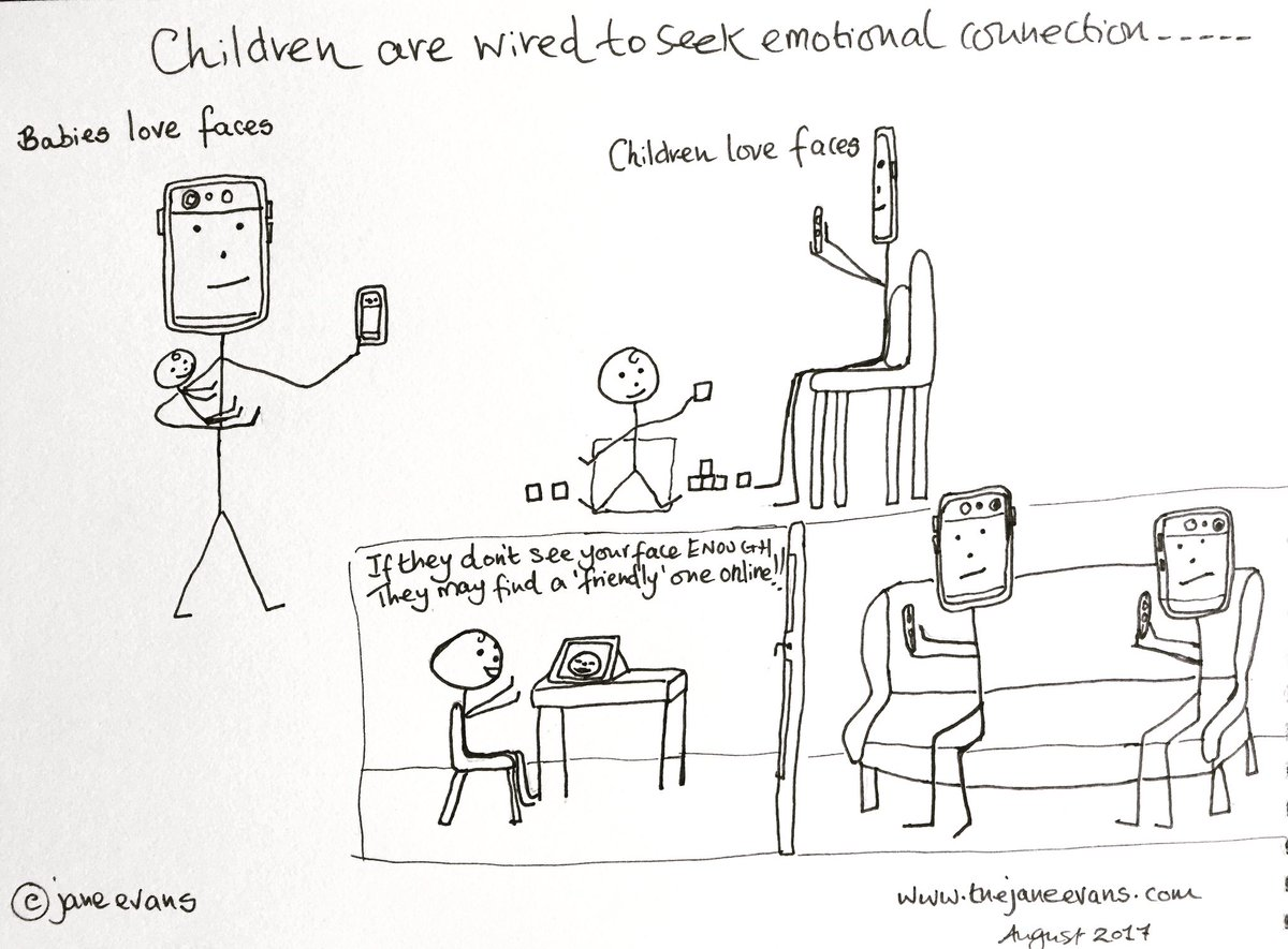 #Children are wired for emotional connection If we are unavailable they&#39;ll find it elsewhere! Be present in your child&#39;s emotional life <br>http://pic.twitter.com/FndKYZH2cj