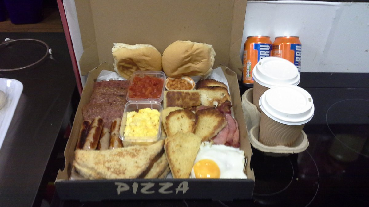 Motherwellsc On Twitter Start Your Day With A Hardjockcafe Breakfast Box Delivery Motherwell Shopping Centre