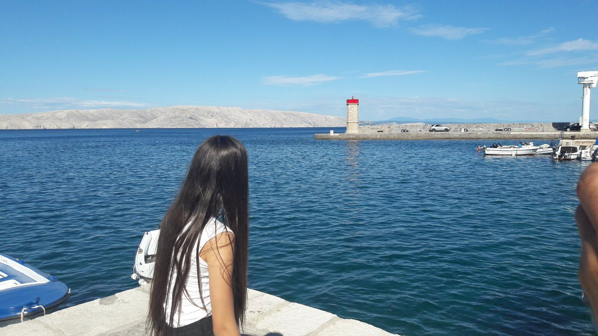 I&#39;m in love with this place @Croatia_hr  #summervibes #sea <br>http://pic.twitter.com/razPWtkYi1