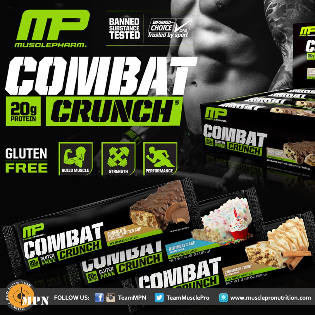 Muscle Pro Nutrition On Twitter A Multi Layer Baked Protein Bar Clean Innovative Delicious From MusclePharm