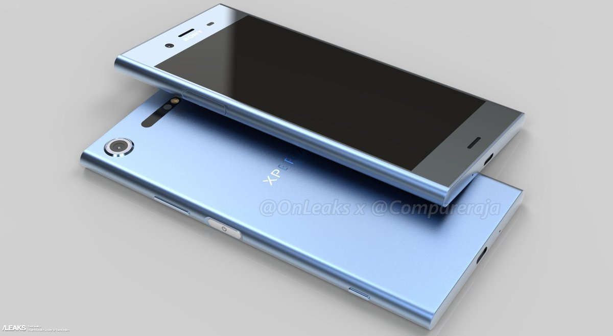#Sony - #XperiaXZ1 - Sony XPERIA XZ1 renders + 360 video + dimensions by OnLeaks and Compareraja  http://www. slashleaks.com/l/sony-xperia- xz1-renders-360-video-dimensions-by-onleaks-and-compareraja &nbsp; … <br>http://pic.twitter.com/KIhwNP6DH5