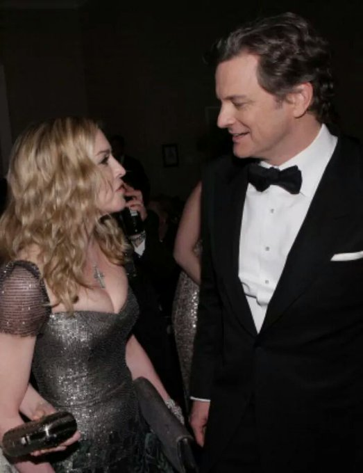 COLIN FIRTH ADDICTED HAPPY BIRTHDAY, MADONNA ^^