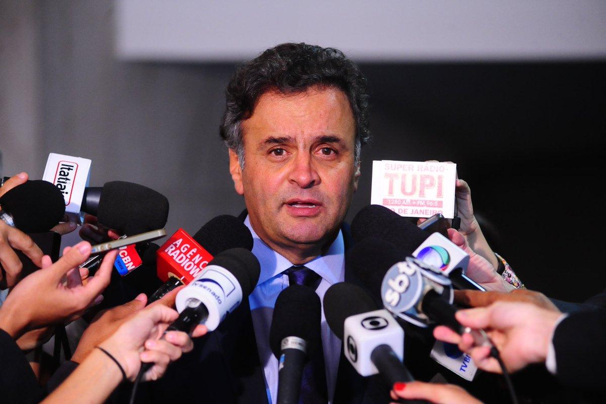 Aécio: Se vencer em 2018, PSDB vai propor parlamentarismo https://t.co/upIKiXA3GV