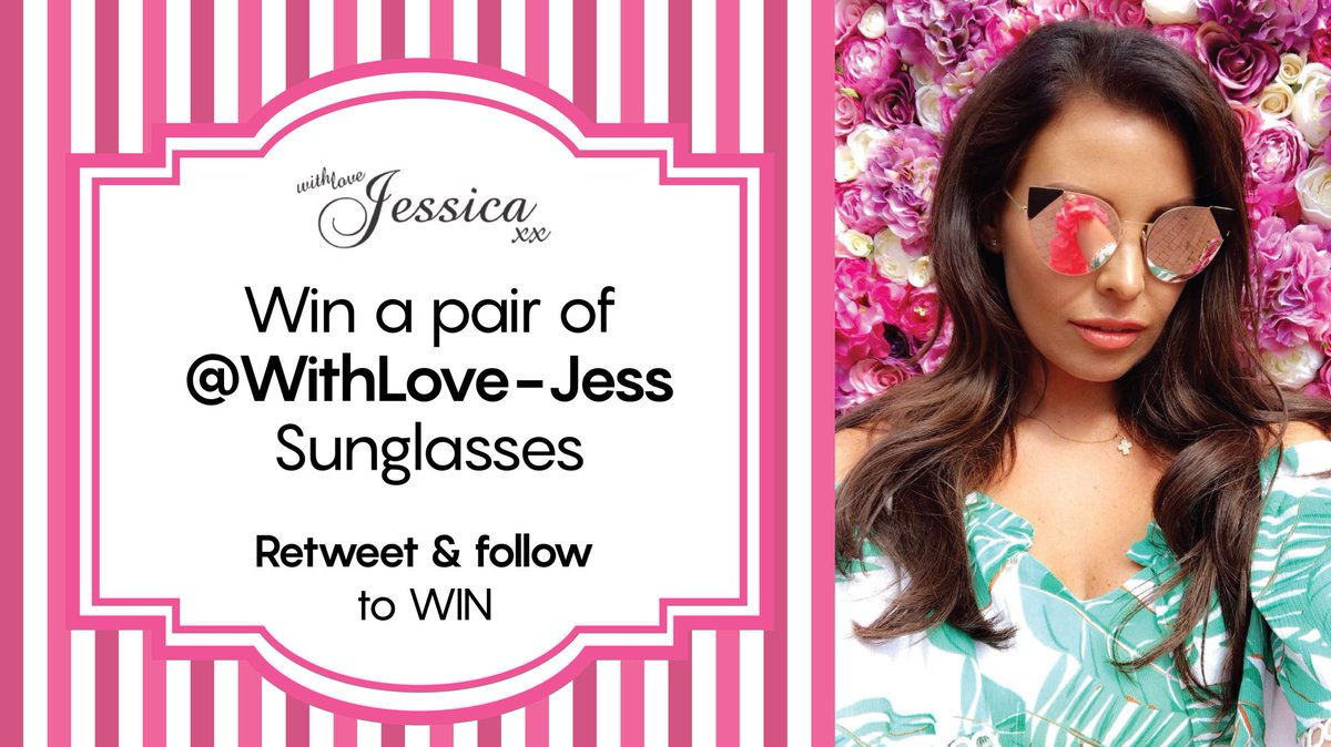 🌺Have you entered our giveaway yet girls?! RT & FOLLOW to #win #WinItWednesday 🌺