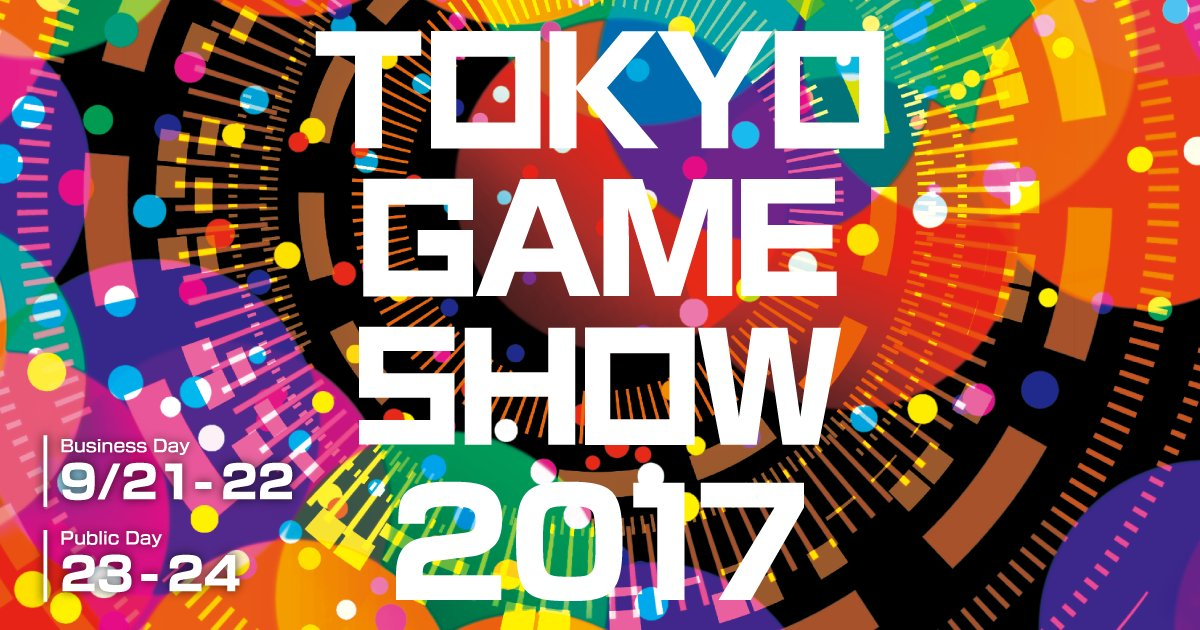 TOKYO GAME SHOW 2017 (21-24 September, #Tokyo)  http:// nkbp.jp/2w0PG2Q  &nbsp;   #games #videogames #TGS2017 #gamedev #indiedev #indiegame #event<br>http://pic.twitter.com/sirM5V2cw3