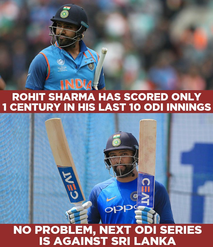 Rohit Sharma will try to improve his ODI numbers as he takes on Sri La...