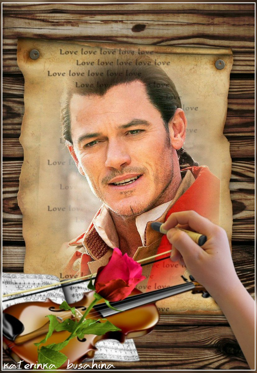 Happy Wednesday  with #Gaston #Luketeers    Have a beautiful day full of smiles) #LukeEvans  @lukeevanssx  @LeemitageLuke @mizzlizzieo<br>http://pic.twitter.com/V4jTb1VhNz