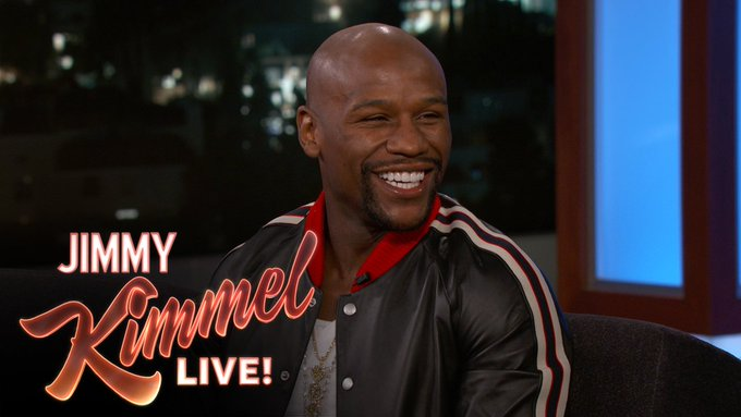 .@FloydMayweather gives us prop bet insight on the #MayweatherMcGregor fight... https://t.co/QZ1SQ1VvRB