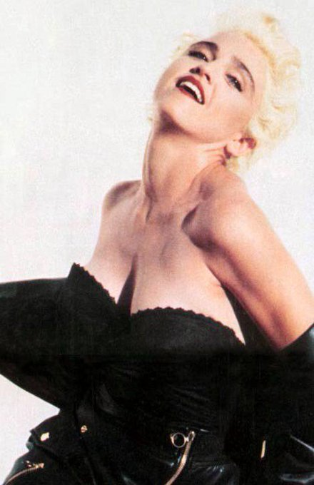 Happy birthday to the greatest ever,  Madonna Louise Ciccone.