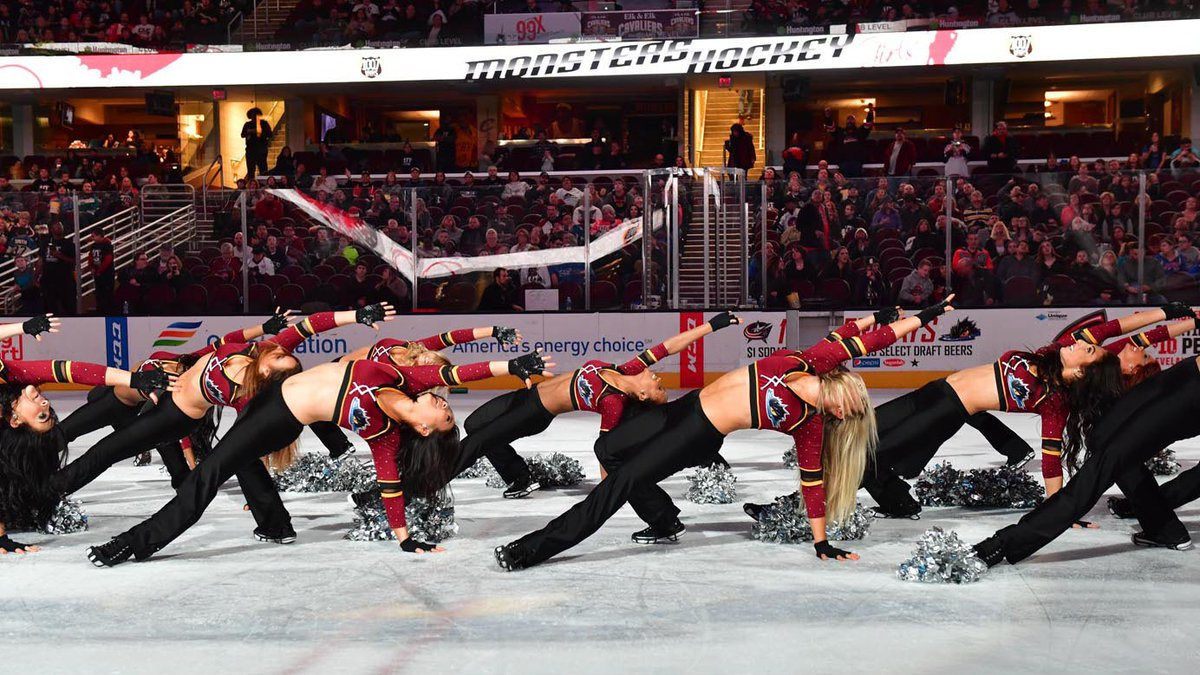"""cleveland monsters on twitter: """"the @mh_girls announce a date change"""