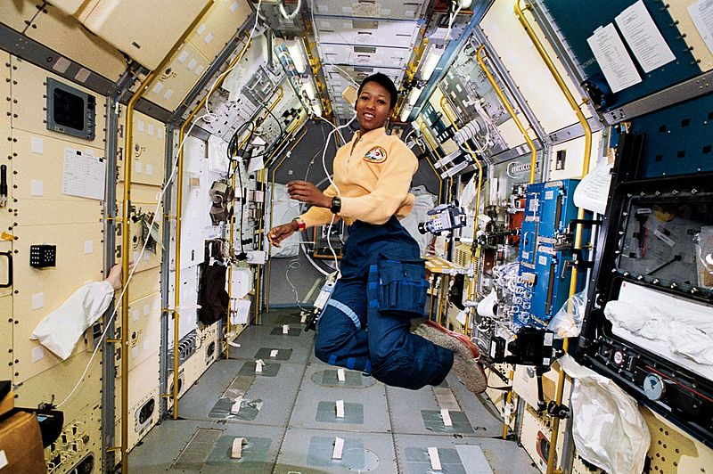 Today we celebrate #SuperScientist Dr. @maejemisonMae,1st Black woman in #space!&quot;give kids a foundation in #science&quot;  http:// bit.ly/2fDrGet  &nbsp;  <br>http://pic.twitter.com/fmqk0x2ps7