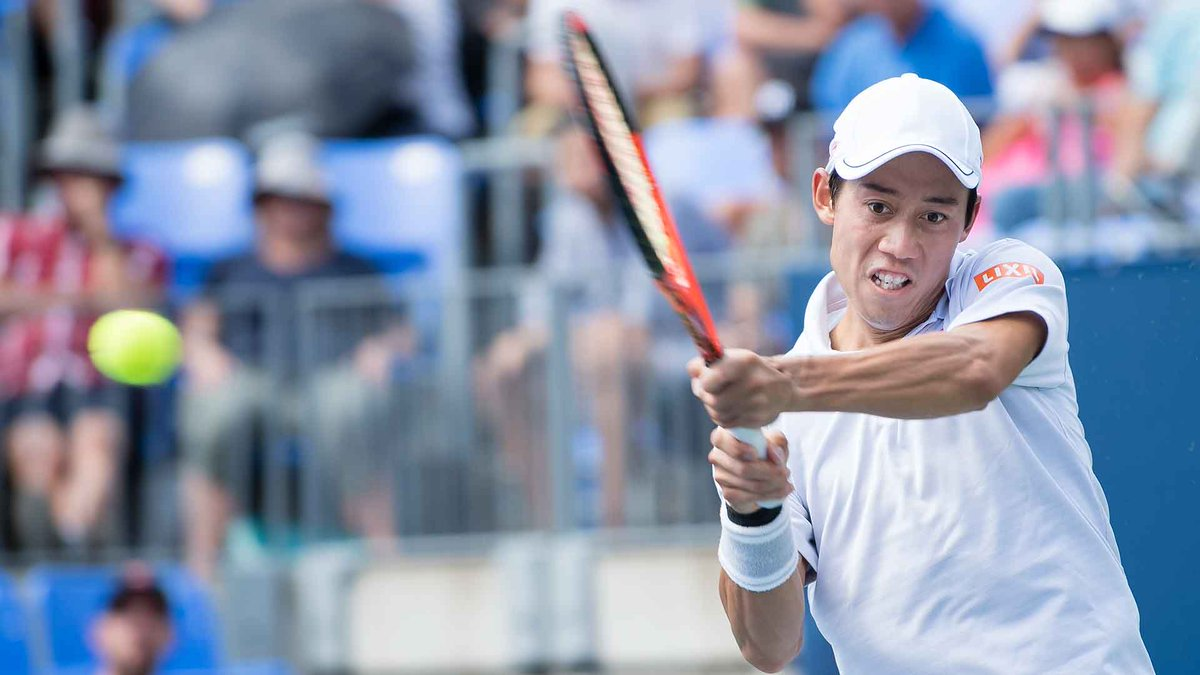 .@keinishikori will no longer compete in 2017 due to a right wrist injury. Read:  http:// bit.ly/2i5FCjh  &nbsp;   #atp #tennis<br>http://pic.twitter.com/VJkUyFC0wv