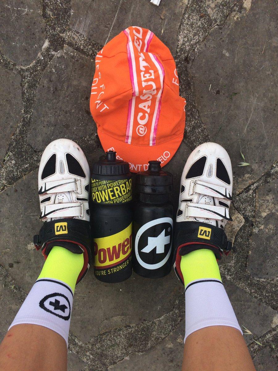 Guess what i do today? #velo #cyclisme #feminin @Ellesfontduvelo @assos_com @PowerBarFR<br>http://pic.twitter.com/L8p5ZPJuDm