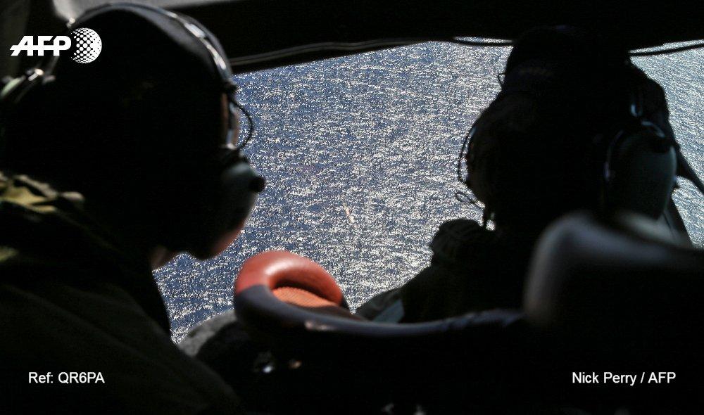 Australie: des objets repérés près de la zone du crash du MH370 https://t.co/E4kXPU3z9E #AFP