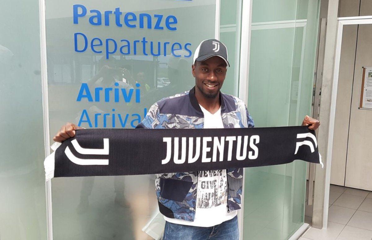 🔴 BREAKING ! Blaise Matuidi est à Turin !