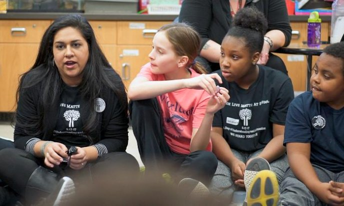 Meet a school district that affirmed #BlackLivesMatter—and learn how y...
