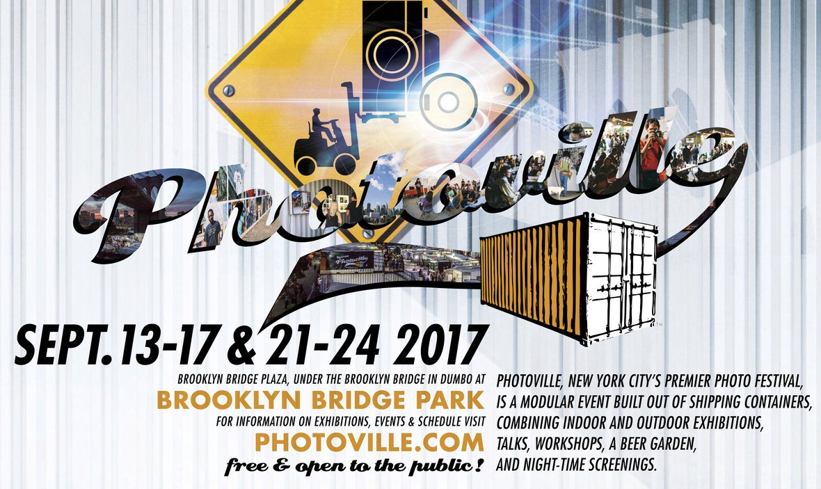We're participating in @photovillenyc & you should come! It's such a special New York-y event. See you there!