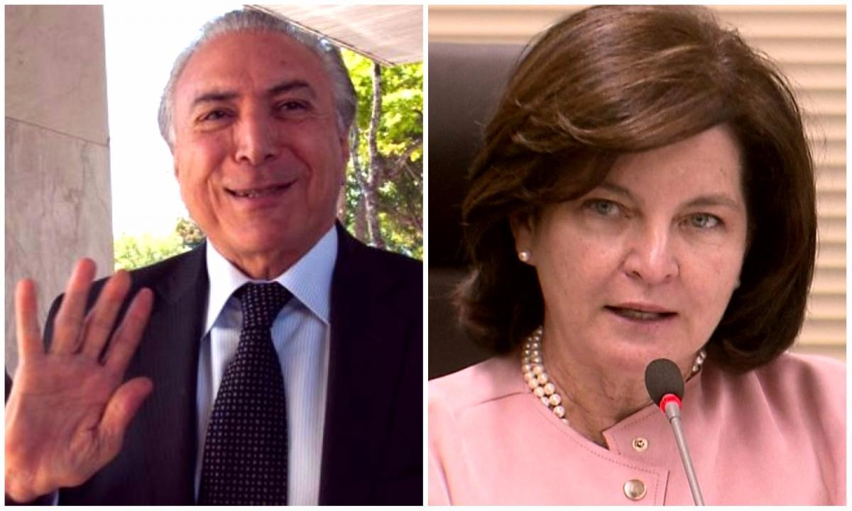 Raquel Dodge é distração articulada na suspensão do acordo de Cunha https://t.co/Kk5HNEg90V