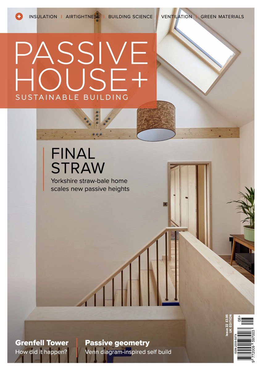 passive house plus phplusmag twitter the new issue of passive house plus is out see uk ire covers below subscribers can read the digital edition now https passivehouseplus ie