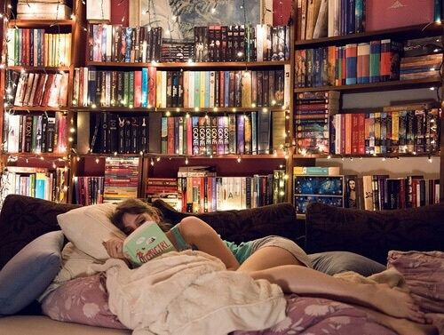 #AND #Book #Dream #Heaven #I #Is #It #Love #My #Reading #SHE #The #This #To #Went #YESSS #homedecor Please RT:  http://www. amazinghomelibraries.com/and-went-to-he aven-yesss-this-is-my-dream-i-love-the-book-she-is-reading-it &nbsp; … <br>http://pic.twitter.com/sTwzXwjMkQ