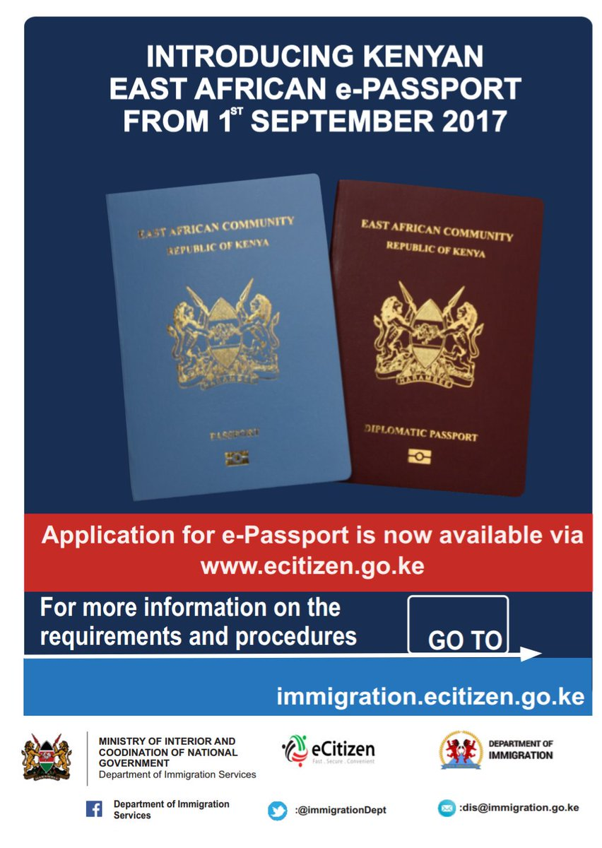 Immigration Kenya  on Twitter: