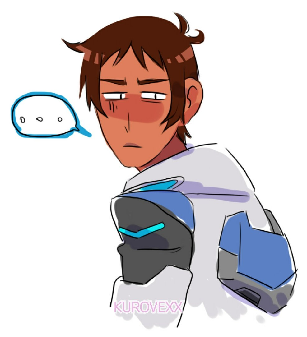 Is no one happy in these!?! #voltron #lance #keith #hunk <br>http://pic.twitter.com/M1agKgK9zt