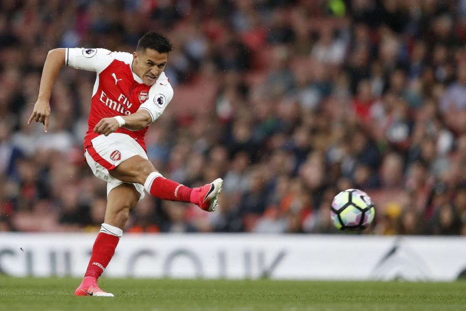 Let&#39;s be honest, contracts mean zip these day&#39;s, the only decision for #AFC is cash in, or retain an asset to secure a title push... #Alexis <br>http://pic.twitter.com/ylTctTWb9g
