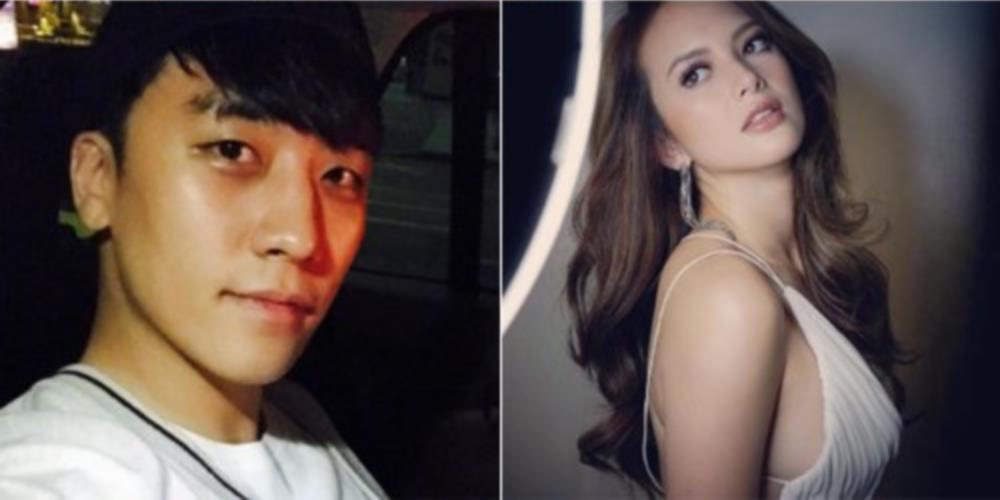 Big Bang's Seungri rumored to be vacationing in Bali with Filipino model Ellen Adarna https://t.co/mmhXbIOnjP