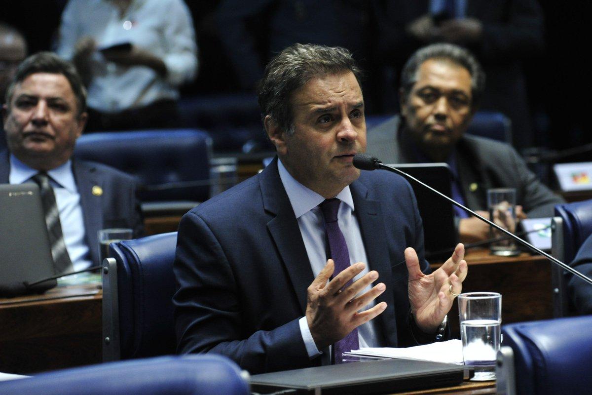 @portaljovempan: Aécio diz que PSDB permanece no governo mesmo que perca ministérios https://t.co/XLA0faD4jN