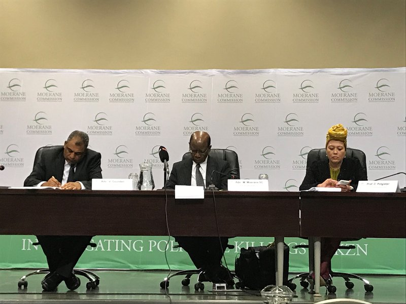 Thumbnail for Moerane Commission hears that KZN IPID is dysfunctional